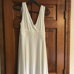 White Dress Barn dress